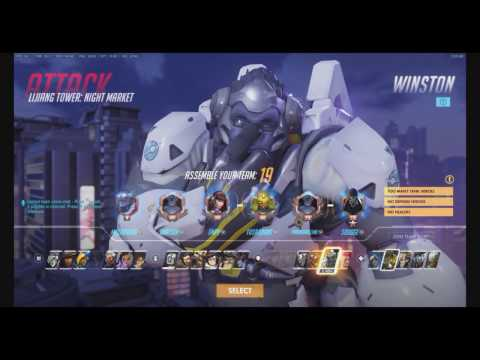 THE RETURN OF MUZZAFUZZA?! [Overwatch] Gaming PC Giveaway! #HPOMENSweepstakes