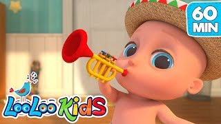 Pin Pon   LooLoo Kids Nursery Rhymes