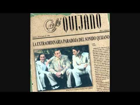 Hablando a un cristal - Café Quijano