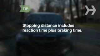 How to Avoid Rear-End Collisions