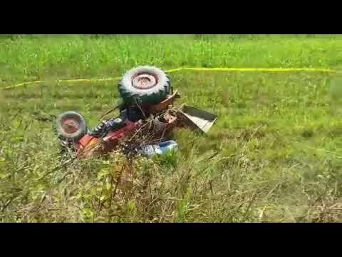 Ferizli'de traktör devrildi, sürücü hayatını kaybetti - HaberSancak