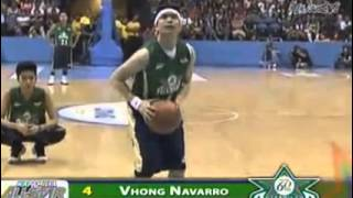Vhong Navarro All star Basketball Game