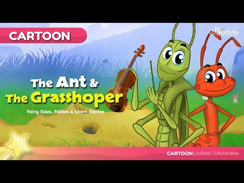 , title : 'The Ant and the Grasshopper Bedtime Stories for Kids in English