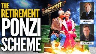 The Retirement Ponzi Scheme - Mike Maloney & Steve St Angelo: Parts 1-4