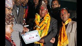 विजयको उन्मादमा नमात्तिउँ: माधव नेपाल (भिडियो)