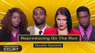 Reproducing On The Run: Traffic Brings About Lovers And Babies (Double Episode)   Paternity Court