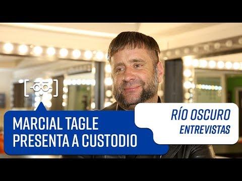 Marcial Tagle presenta a Custodio | Entrevistas | Río Oscuro