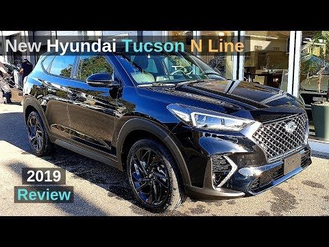 2019 Hyundai Tucson N Line New Review Interior Exterior