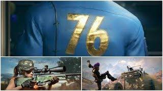 Фанаты Fallout 76 «сшили» карту игры | Игровые новости
