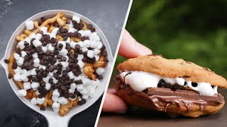 12 Melt In Your Mouth S'mores Recipes • Tasty Recipes