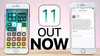 iOS 11 Released! Everything You Need To Know!