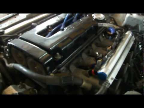 It started up, TWM individual throttle bodies | 98luder's Weblog