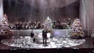 Andrea Bocelli & David Foster - White Christmas live 2009