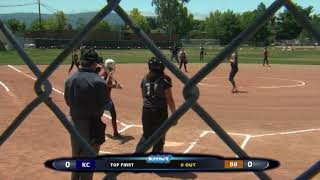 MVLAGS 12U Championship: Killer Chameleons Vs Burgundy Bombs May 19th, 2018