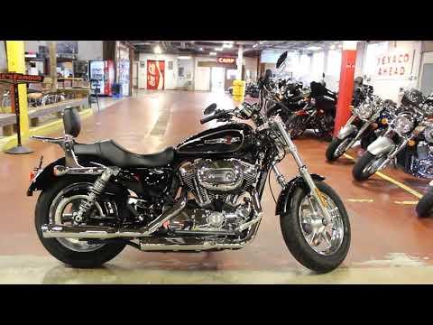 2016 Harley-Davidson 1200 Custom in New London, Connecticut - Video 1