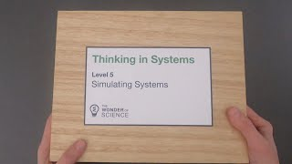 Thinking in Systems - Level 5 - Simulating Systems