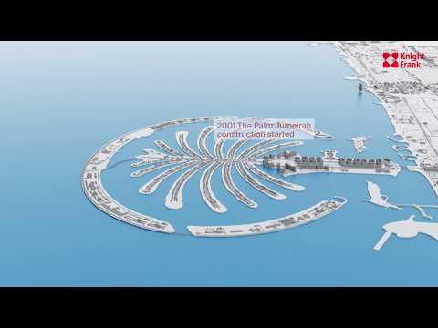 Video: A Timelapse of Dubai's Astonishing Growth