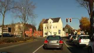preview picture of video 'Tour de Ruhr - Ewaldstraße Herten in voller Länge - wunderschönes Ruhrgebiet (1080p)'