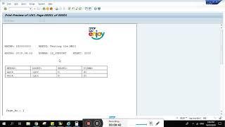 SAP + Smartforms Part1