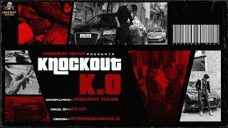 knockout | K.O (Lyrical video) Jaskirat maan prod. by RXXP