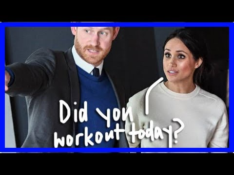 Breaking News | Prince Harry Will Be Totally Shredded For His Upcoming Royal Wedding!