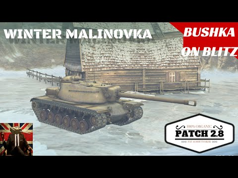 [Video] Contributor Review: Winter Malinovka Update