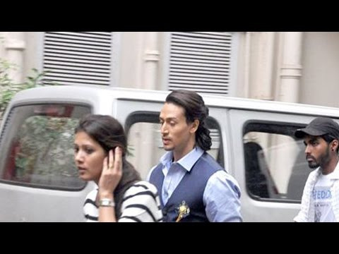 Revealed | Tiger Shroff's New 'Baaghi' Look | View Pic's