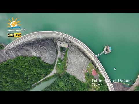 Barajul Paltinu -Valea Doftanei  4K
