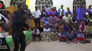 Evangelist Nyamuda -  No Limit , pAtatsika tatora !! waJebusi ngawabaye !!!