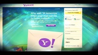 How to Sign in Yahoo