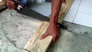 Cara Packing Kayu Lengkap  Untuk Paket Barang Dikirim Via JNE Tiki Pos Wahana Indah Cargo Dhl