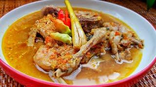 Gampang Banget Caranya !!! Cara Membuat Ayam Betutu Men Tempeh Gilimanuk Yg Super Pedas