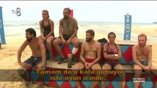 Serhat Ve Ilhan Arasında Tansiyon Yükseldi|Survivor 2017 |76. Bölüm