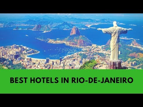 Hotels in Rio De Janeiro: 10 Best places to stay in Rio De Janeiro, Brazil (100% Safe)