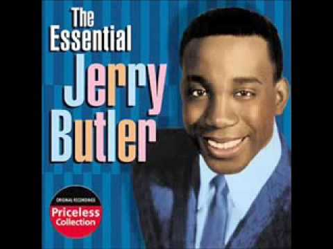 Jerry Butler Only the Strong Survive