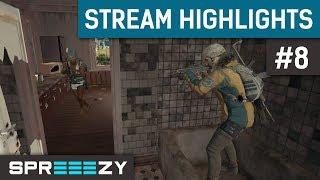 sprEEEzy - PUBG Highlights #8
