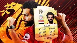 OMG LIVERPOOL SALAH - FIFA 17 ULTIMATE TEAM!