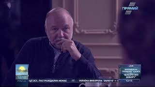 """""""Кисельов. Авторське"""". Гість програми Андрій Курков. Ефір від 18 березня 2018 року"""