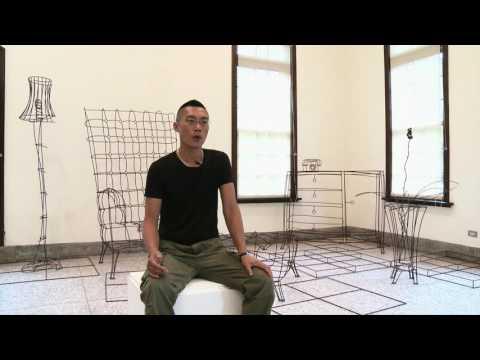 【臺南美學任意門】總爺國際藝術村-任大賢 無設線