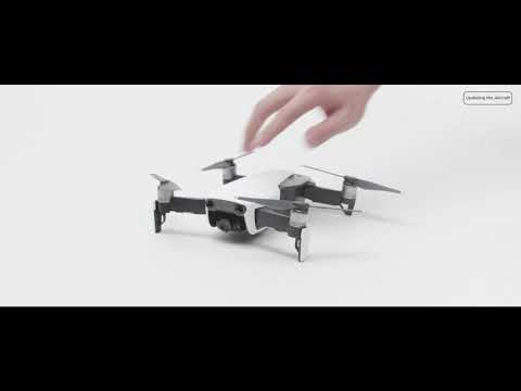 Mavic Air Tutorial Videos - Flight Control & Maintenance