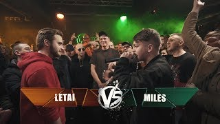 VERSUS: FRESH BLOOD 4 (LeTai VS Miles) BPM
