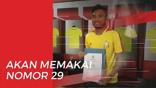 Resmi Gabung Bhayangkara FC, Saddil Ramdani Pilih Nomer Punggung Ini