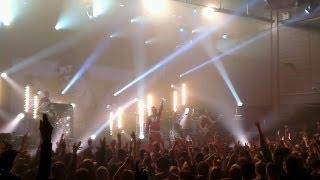Dappy- Bring It All Home. Live at Norwich UEA