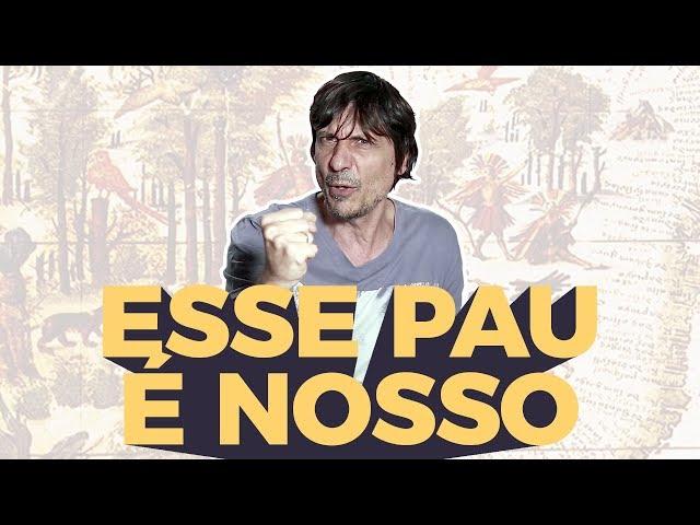 Video Pronunciation of Pau Brasil in Portuguese