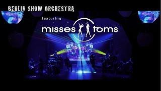 Misses Toms - mit Orchester und Lasershow