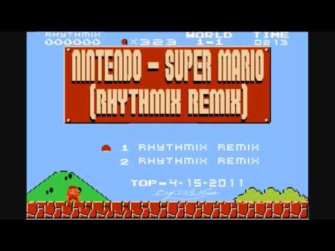Nintendo - Super Mario (Rhythmix remix)