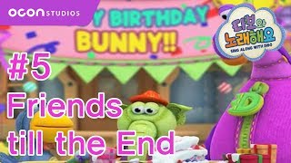 [Sing Along With Dibo] #05 Friends Till The End(ENG DUB) ㅣOCON