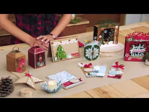 Tis The Season Collection by Katelyn Lizardi | Sizzix