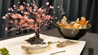 Sakura Tree Tempura