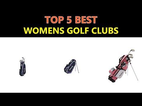 Best Womens Golf Clubs 2018